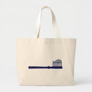 Toothbrush Tote Bags