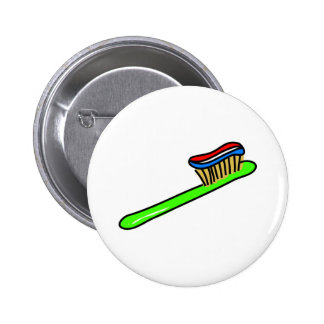 Toothbrush Button