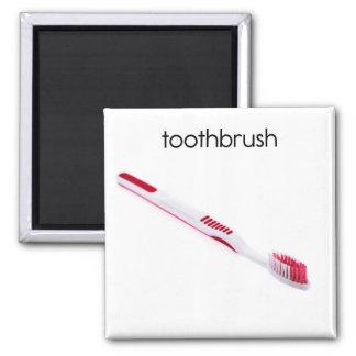 Toothbrush Refrigerator Magnet