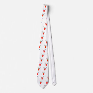 Toothbrushes and cup neck tie