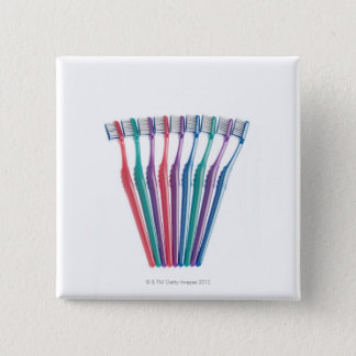 Toothbrushes Button