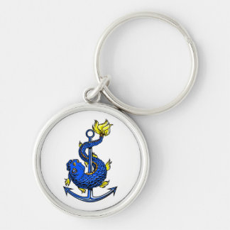 toothed blue fish around anchor.png keychain