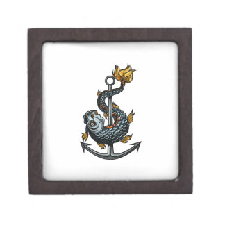 toothed fish around anchor.png keepsake box