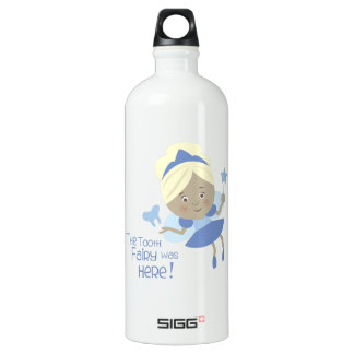Toothfairy was here SIGG traveler 1.0L water bottle