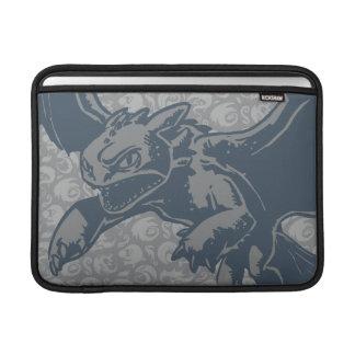 Toothless Character Art MacBook Air Sleeves