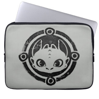Toothless Icon Computer Sleeve