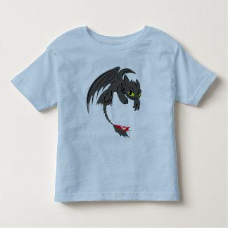 Toothless Illustration 01 T-shirts
