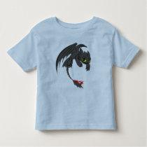 Toothless Illustration 01 Toddler T-shirt