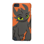 Toothless Illustration 02 iPod Touch (5th Generation) Covers