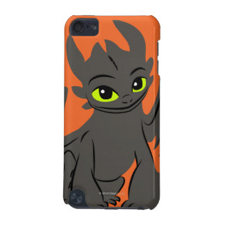 Toothless Illustration 02 iPod Touch (5th Generation) Cover