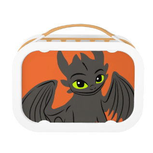 Toothless Illustration 02 Lunch Box at Zazzle