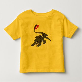 Toothless Illustration 03 Toddler T-shirt