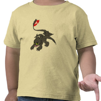 Toothless Illustration 03 Tshirt