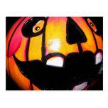 Toothless Pumpkin Postcards