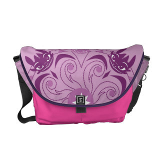 Toothless Purple Icon Courier Bag