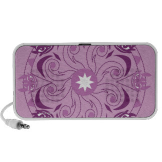 Toothless Purple Icon Travelling Speaker