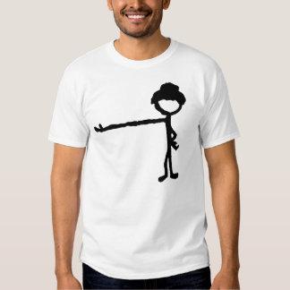 TOOTHPICK Shirt! (w/ back logo) T-Shirt