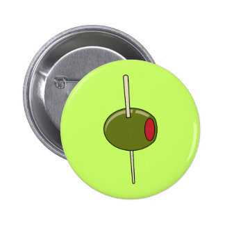 toothpicked olive button