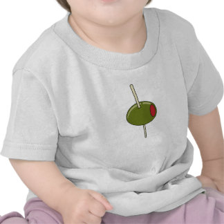 toothpicked olive shirts