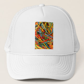 Toothpicks Trucker Hat