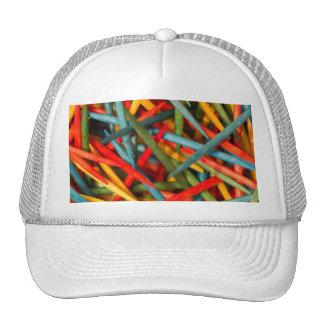 Toothpicks Trucker Hat