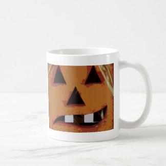 toothy 2 pumpkin coffee mug