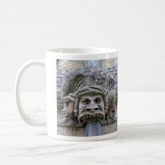 Toothy gargoyles mug