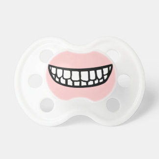 Toothy Grin Pacifier