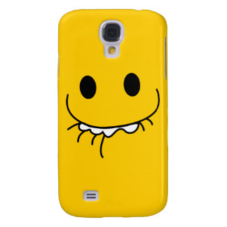 toothy grin smiley face samsung galaxy s4 case
