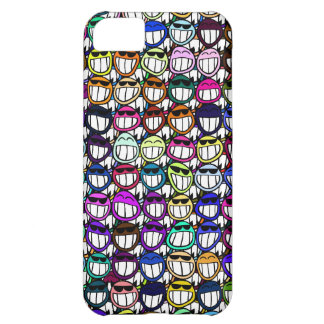 Toothy Grinning Faces, Smiling Faces, Happy Faces iPhone 5C Cover
