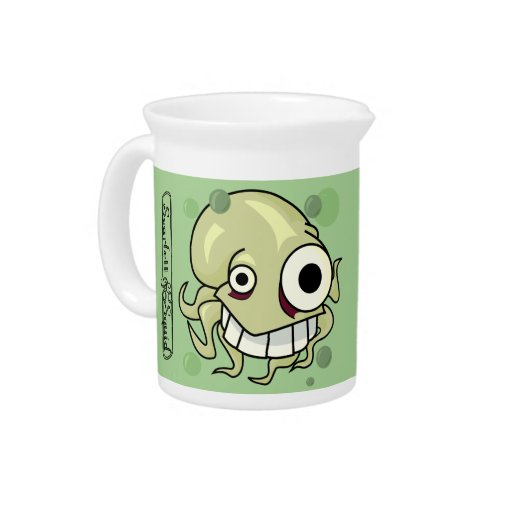 Toothy Pitcher