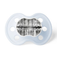Toothy Xray Pacifier