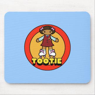 Tootie Mousepad Tapetes De Ratón