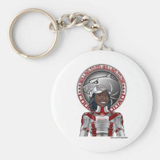 Tootie Walker + GS Junior Badge Keychain