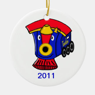 Tootles Steam Engine Ornament