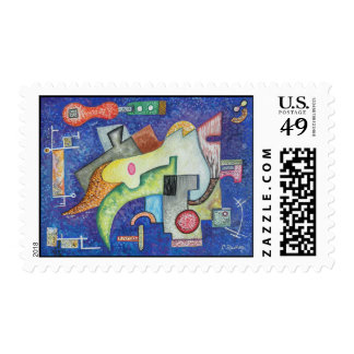 Toots McGee (Stamp) Postage
