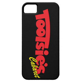 Tootsies Cabaret Black Cover for iPhone 5/5S