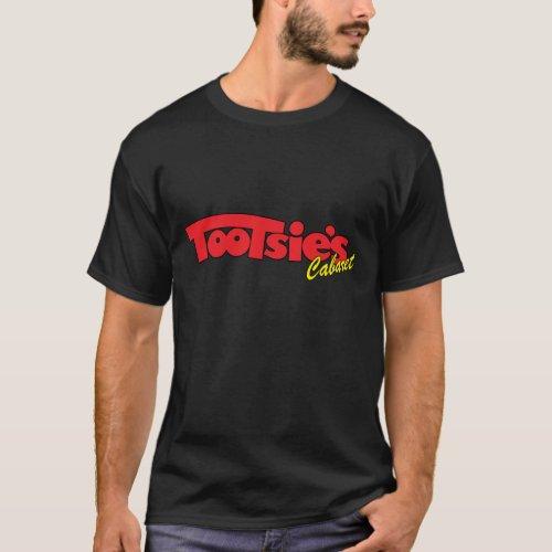 Tootsies Cabaret Dark Tee Shirt