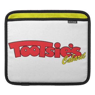 Tootsies Cabaret iPad Sleeve
