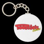 Tootsies Cabaret Keychain