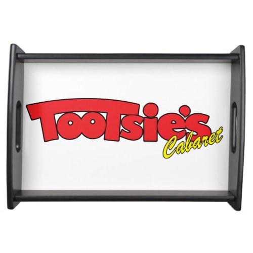 Tootsies Cabaret Serving Tray