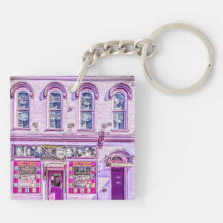 Tootsie's Orchid Lounge Keychain