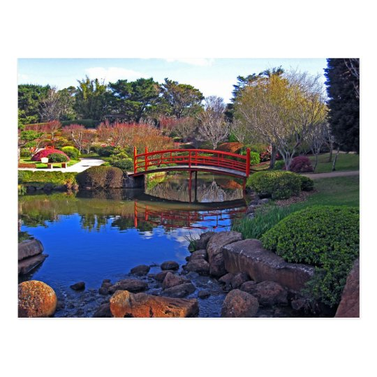Toowoomba Japanese Garden Postcard