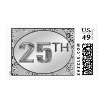 Top 10 Award! 25th Anniversary Postage Stamps