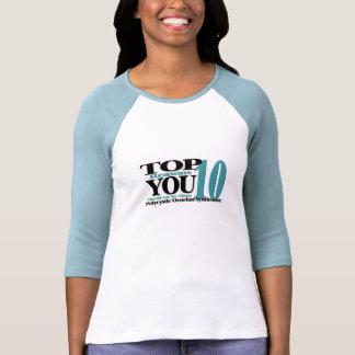 Top 10 Reasons Tee Shirt