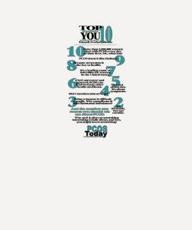 Top 10 Reasons Tees