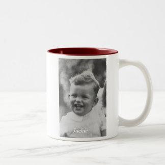 Top-1.bmp, Happy80thBirthdayDADDecember 14, 201... Two-Tone Coffee Mug