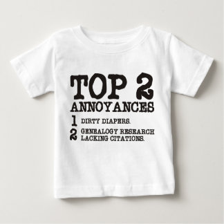 Top 2 Annoyances Shirt