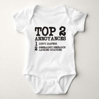 Top 2 Annoyances T Shirt