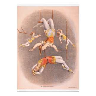 TOP Acrobat in the House Card
